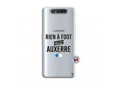 Coque Samsung Galaxy A80 Rien A Foot Allez Auxerre