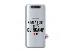 Coque Samsung Galaxy A80 Rien A Foot Allez Guingamp