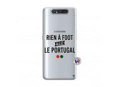 Coque Samsung Galaxy A80 Rien A Foot Allez Le Portugal