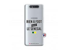 Coque Samsung Galaxy A80 Rien A Foot Allez Le Senegal