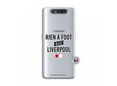 Coque Samsung Galaxy A80 Rien A Foot Allez Liverpool