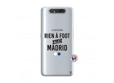 Coque Samsung Galaxy A80 Rien A Foot Allez Madrid