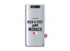 Coque Samsung Galaxy A80 Rien A Foot Allez Monaco