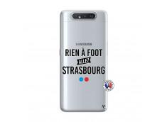 Coque Samsung Galaxy A80 Rien A Foot Allez Strasbourg