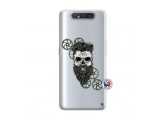 Coque Samsung Galaxy A80 Skull Hipster