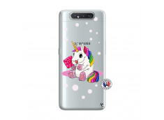 Coque Samsung Galaxy A80 Sweet Baby Licorne