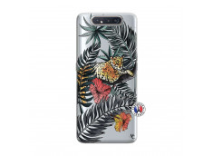 Coque Samsung Galaxy A80 Leopard Tree