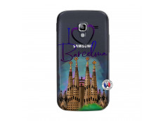 Coque Samsung Galaxy ACE 2 I Love Barcelona