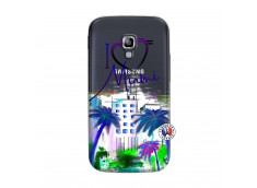 Coque Samsung Galaxy ACE 2 I Love Miami