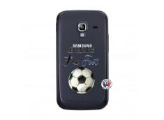 Coque Samsung Galaxy ACE 2 Je peux pas j'ai Foot