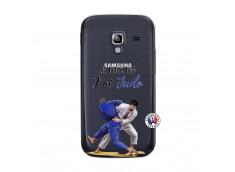Coque Samsung Galaxy ACE 2 Je peux pas j'ai Judo
