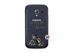 Coque Samsung Galaxy ACE 2 Je peux pas j'ai muscu