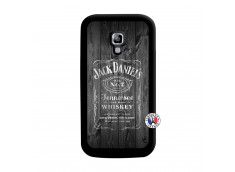 Coque Samsung Galaxy ACE 2 Old Jack Noir