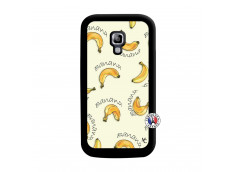 Coque Samsung Galaxy ACE 2 Sorbet Banana Split Noir