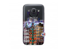 Coque Samsung Galaxy ACE 3 I Love Amsterdam