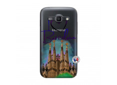 Coque Samsung Galaxy ACE 3 I Love Barcelona