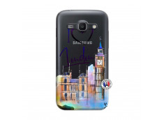 Coque Samsung Galaxy ACE 3 I Love London