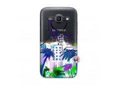 Coque Samsung Galaxy ACE 3 I Love Miami