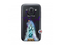 Coque Samsung Galaxy ACE 3 I Love New York