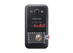 Coque Samsung Galaxy ACE 3 Je peux pas j'ai Handball