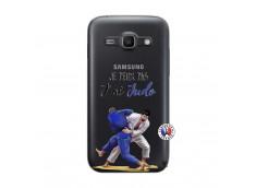 Coque Samsung Galaxy ACE 3 Je peux pas j'ai Judo
