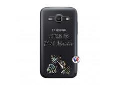 Coque Samsung Galaxy ACE 3 Je peux pas j'ai muscu