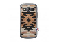Coque Samsung Galaxy ACE 4 Aztec Translu