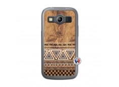 Coque Samsung Galaxy ACE 4 Aztec Deco Translu