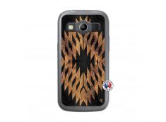 Coque Samsung Galaxy ACE 4 Aztec One Motiv Translu