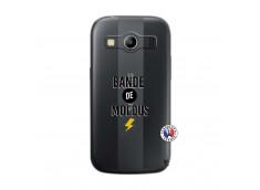 Coque Samsung Galaxy ACE 4 Bandes De Moldus