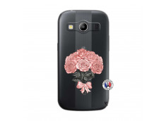 Coque Samsung Galaxy ACE 4 Bouquet de Roses