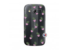 Coque Samsung Galaxy ACE 4 Cactus Pattern