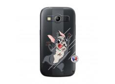 Coque Samsung Galaxy ACE 4 Dog Impact