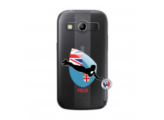 Coque Samsung Galaxy ACE 4 Coupe du Monde Rugby Fidji