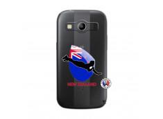 Coque Samsung Galaxy ACE 4 Coupe du Monde Rugby- Nouvelle Zélande