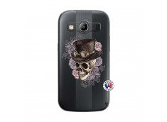 Coque Samsung Galaxy ACE 4 Dandy Skull