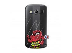 Coque Samsung Galaxy ACE 4 Dead Gilet Jaune Impact