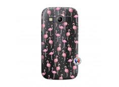 Coque Samsung Galaxy ACE 4 Flamingo