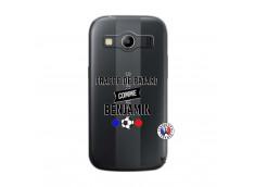 Coque Samsung Galaxy ACE 4 Frappe De Batard Comme Benjamin