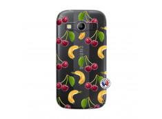 Coque Samsung Galaxy ACE 4 Hey Cherry, j'ai la Banane
