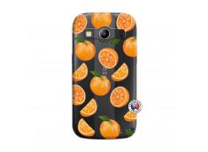 Coque Samsung Galaxy ACE 4 Orange Gina