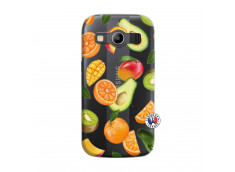 Coque Samsung Galaxy ACE 4 Salade de Fruits