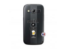 Coque Samsung Galaxy ACE 4 Gouteur De Biere