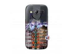 Coque Samsung Galaxy ACE 4 I Love Amsterdam