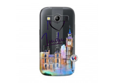 Coque Samsung Galaxy ACE 4 I Love London