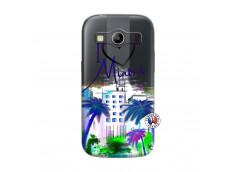 Coque Samsung Galaxy ACE 4 I Love Miami