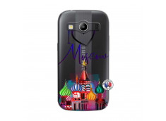 Coque Samsung Galaxy ACE 4 I Love Moscow