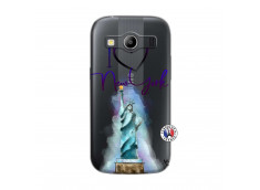 Coque Samsung Galaxy ACE 4 I Love New York