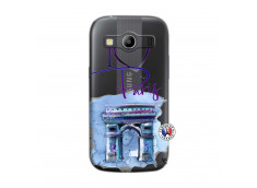 Coque Samsung Galaxy ACE 4 I Love Paris Arc Triomphe