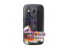 Coque Samsung Galaxy ACE 4 I Love Rome